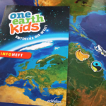 one earth kids Begleitbuch