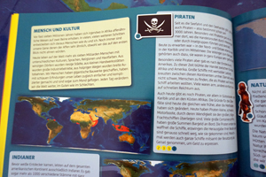 Infoheft one earth kids Piraten