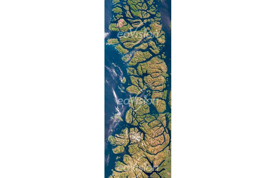 Der Chonos-Archipel ist eine Inselgruppe im Süden von Chile.