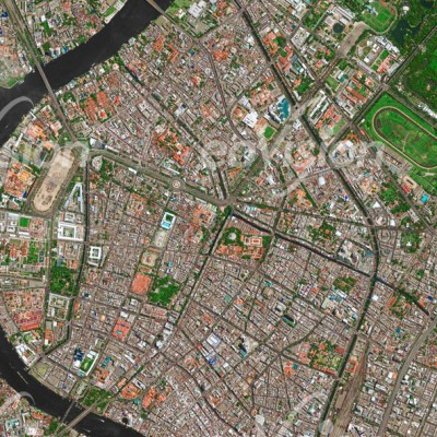 Bangkok - Hauptstadt Thailands