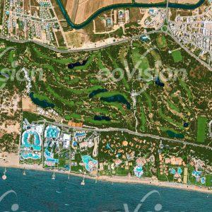 Belek - Golfplatz und Luxushotels prägen das Bild