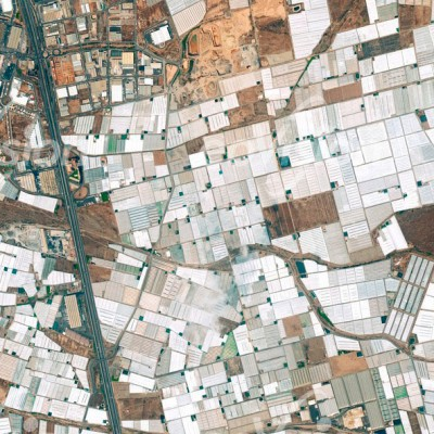 El Ejido - die weltweit größte Anbaufläche unter Folie.