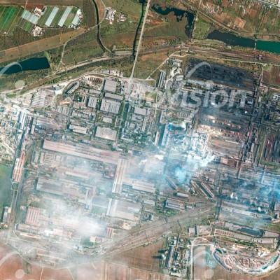 Stahlindustrie in Galati