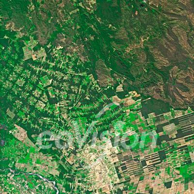 Bolivien Kahlschlaege