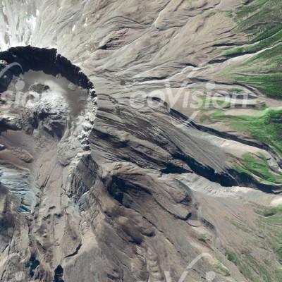 Mount Saint Helen - vulkanischer Gebirgszug