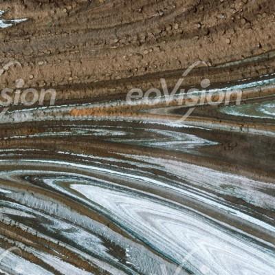 Malaspina Gletscher an der Südküste Alaskas