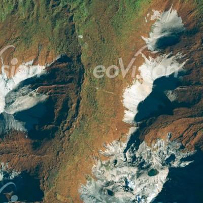 Rio Pico - patagonischen Feuchtwälder in den Anden