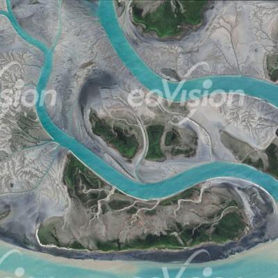 Rio Colorado - Lebensraum für Flamingos, Seelöwen und Seeelefanten
