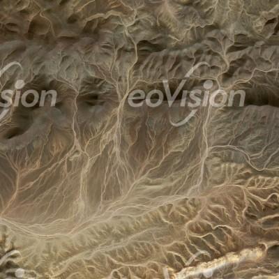 DjebelDjub et Tir - Gebirgsfaltung und Erosion