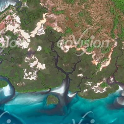 Ilha das Galinhas - Bissago-Archipel vor Guinea-Bissau
