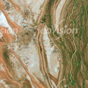 Diamantina - Australien; Ausläufer der Simpson Desert
