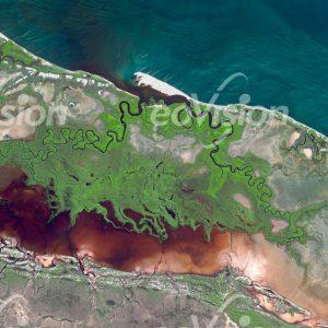Princess Charlotte Bay - Bucht an der Ostküste des australischen Cape York