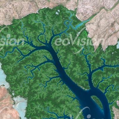 Saint George Basin - Magrovenwälder