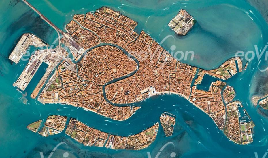 Venedig - Insel nördlich der Adria