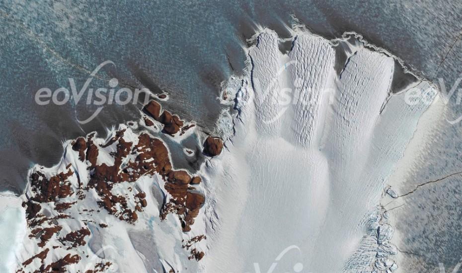 Mawson Coast - Eiszungen