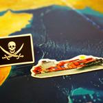 Piraten auf den Weltmeeren