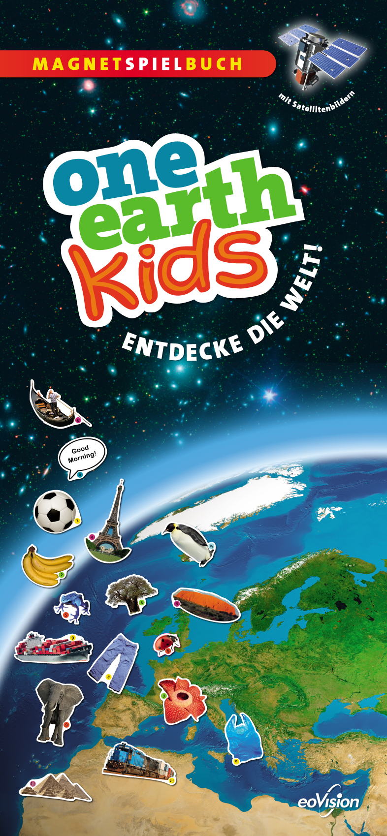 one earth kids Buch-Cover