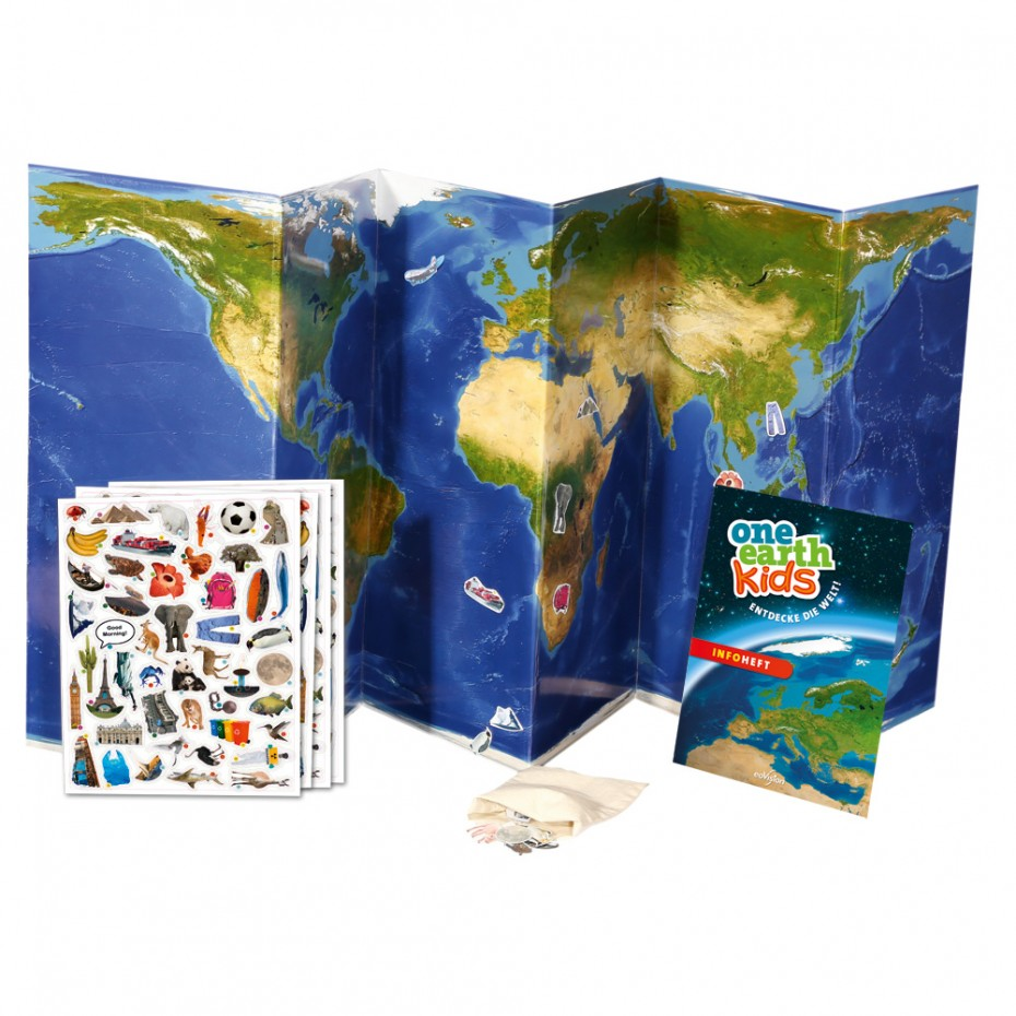 one earth kids Buchset