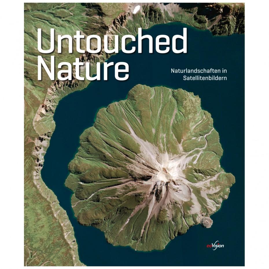 Onekotan, Satellitenbildband Untouched Nature