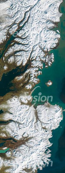 Aleuten - Inselkette zwischen Nordamerika und Asien