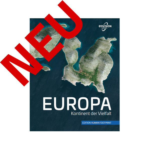 Umschlag Europa - Kontinent der Vielfalt
