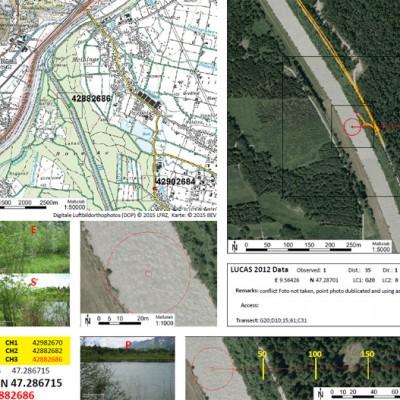 Lucas Projekt - Datenaufnahme für Österreich
