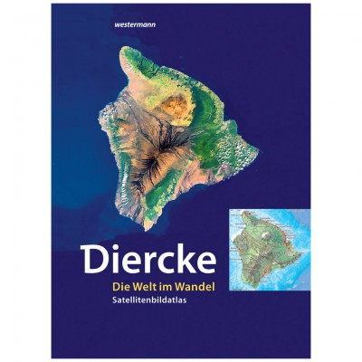 Umschlag Diercke Atlas Die Welt im Wandel