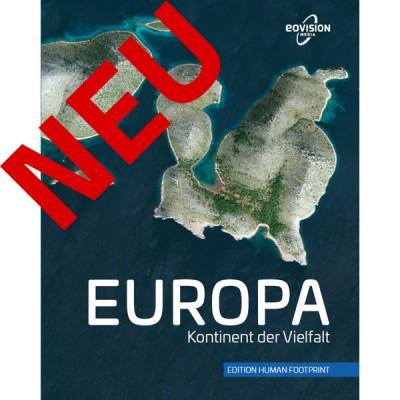 Satellitenbildband Europa - Kontinent der Vielfalt