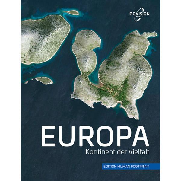 Satellitenbildband Europa Produktbild