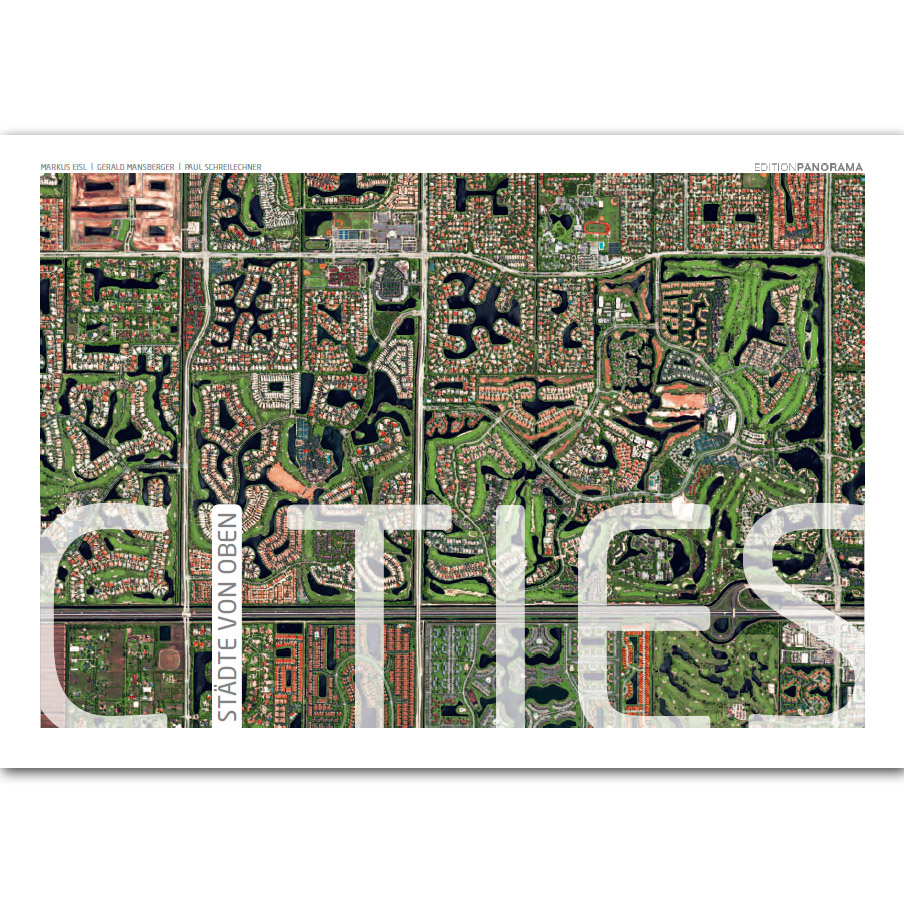 Satellitenbildkalender Cities