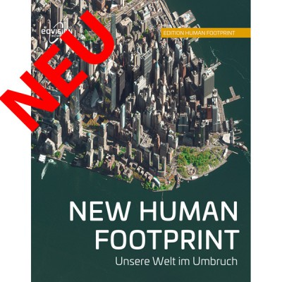 New Human Footprint Cover