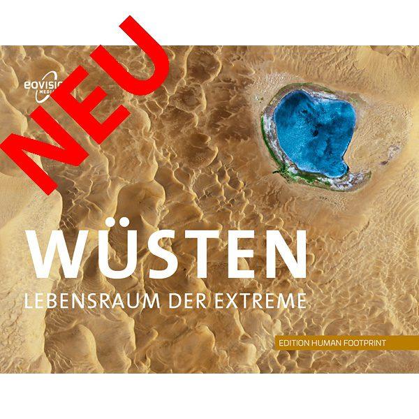 Titelblatt Kalender Wüsten