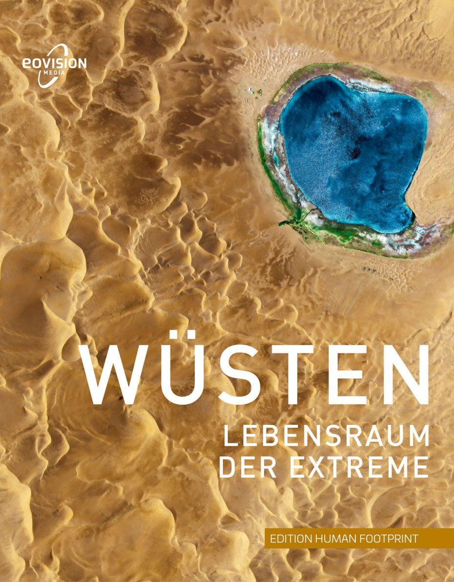 """Cover des Bildbandes """"WÜSTEN - Lebensraum der Extreme"""""""