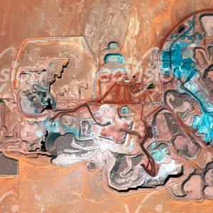 Arlit - sie wurde für die dort arbeitenden Minenarbeiter angelegt