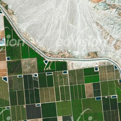 Wasser des Colorado verwandelt Südkalifornien in ertragreiches Ackerland