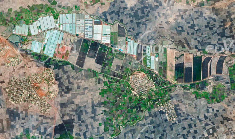 Debre Zeyit - Agrarbewirtschaftung