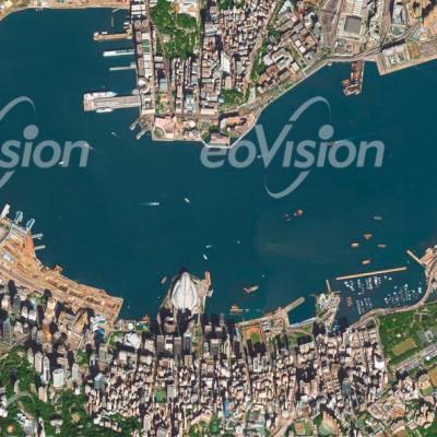 Großstadt - Hongkong