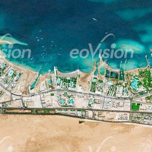 Hurghada - bedeutende Tourismus-Destination