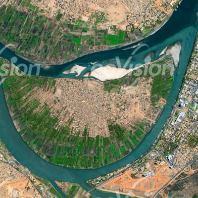 Khartoum - Insel Tuti