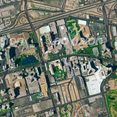 Las Vegas - extremer Wasserverbrauch