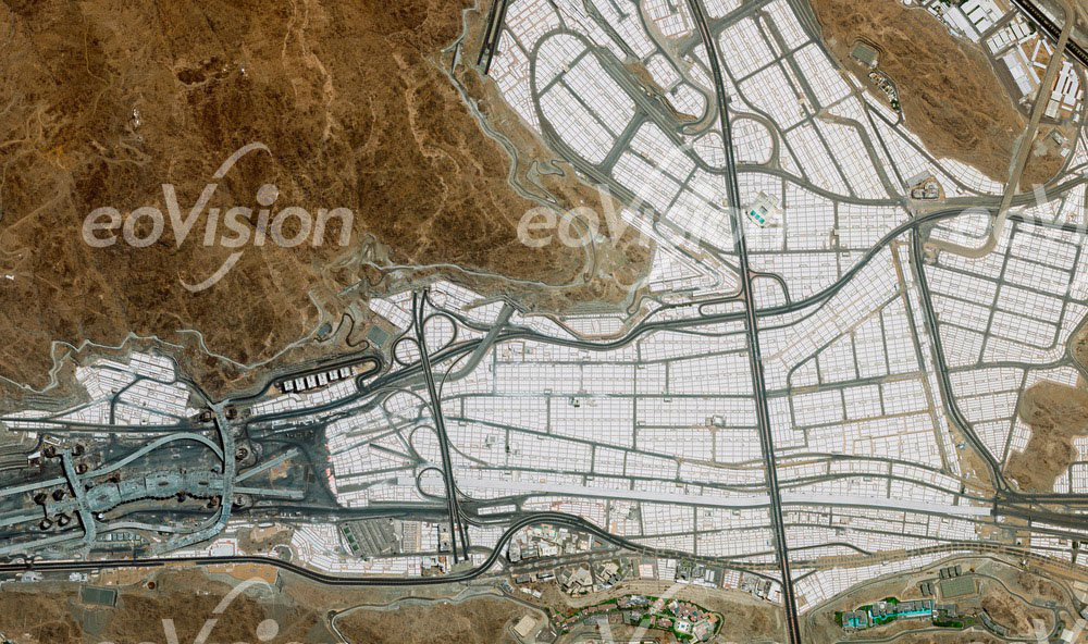 Makkah - während der Hadsch-Pilgerfahrt