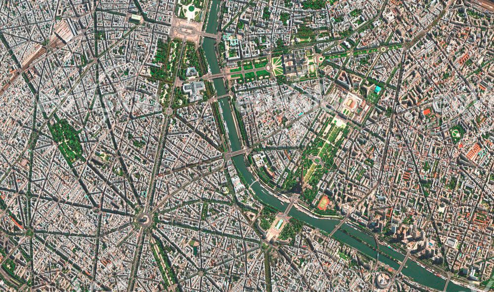 Weltstadt Paris