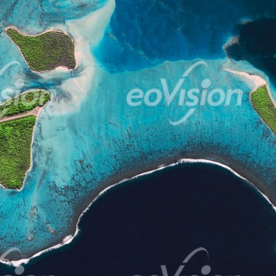 Tetiaroa - Atoll nördlich von Tahiti