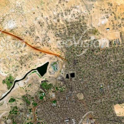 Timbuctu - Zentrum des Handels durch die Sahara