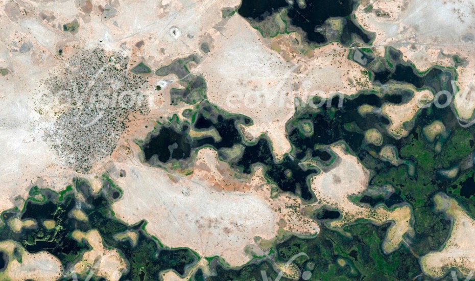 Tschadsee - Landwirtschaft