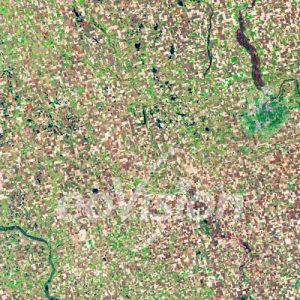 Great Plains - Gebiet östlich der Rocky Mountains
