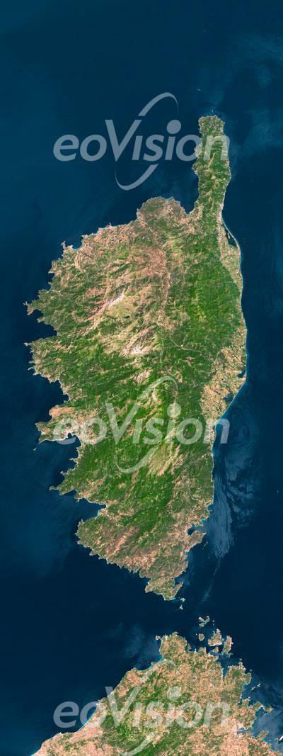 Korsika - Insel im Mittelmeer
