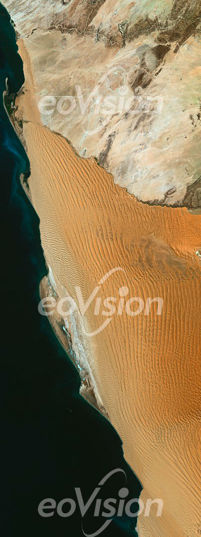 Kuiseb River - Wüste