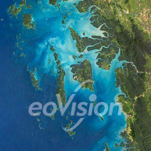Mergui-Archipel - Archipel im indischen Ozean