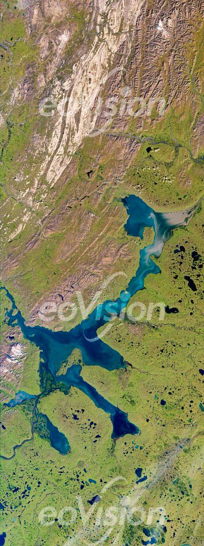 Taimyrsee - Norden von Russland